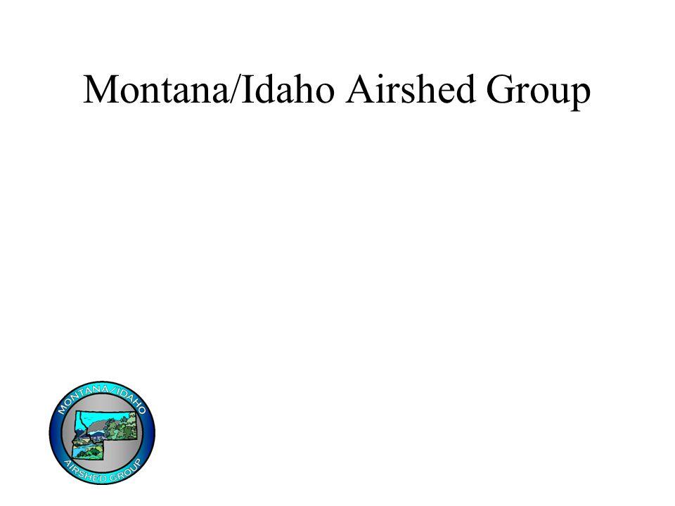 Montana/Idaho Airshed Group