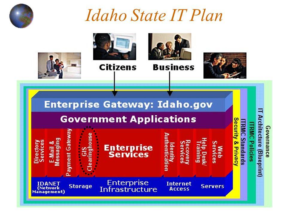 Idaho State IT Plan