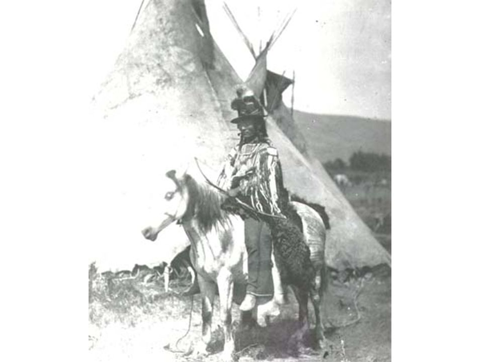 Nez Perce signed the 1855 Treaty of Walla Walla, which recognized their control over a 7.5 million acre reservation.