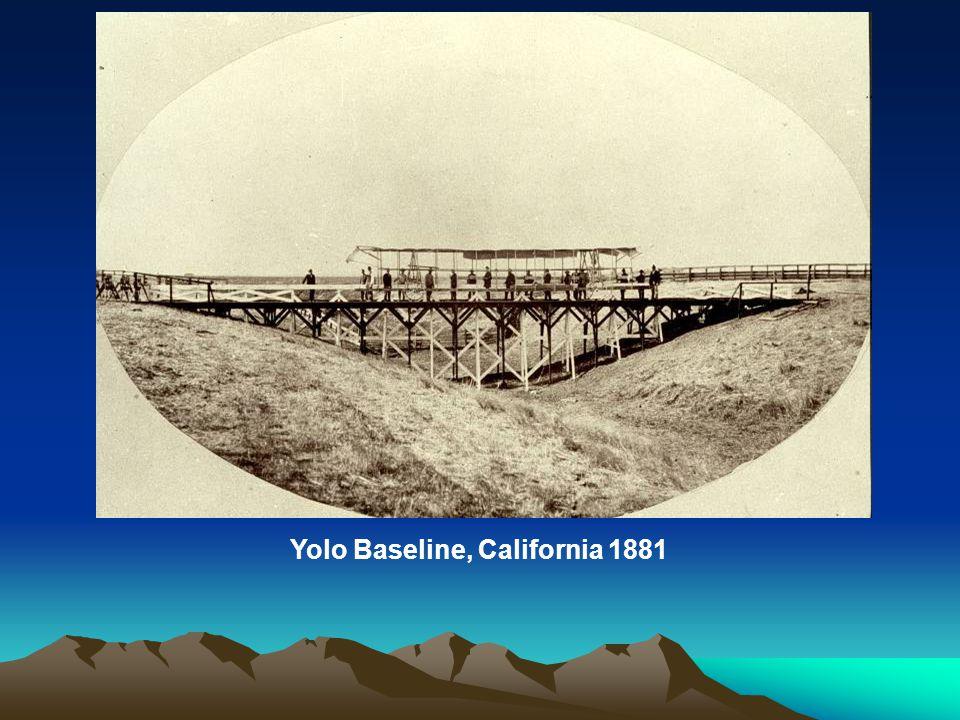 Yolo Baseline, California 1881