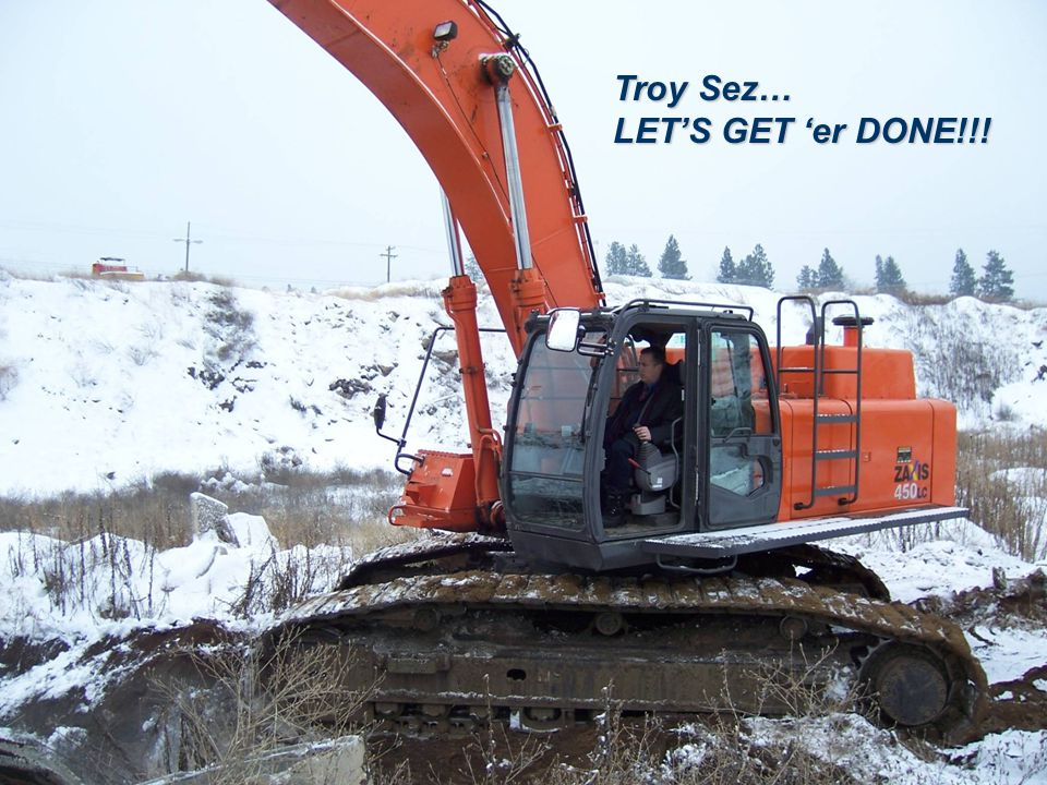 The Ray and Joan Kroc Corps Community Center at Coeur d'Alene, Idaho Troy Sez… LET'S GET 'er DONE!!!