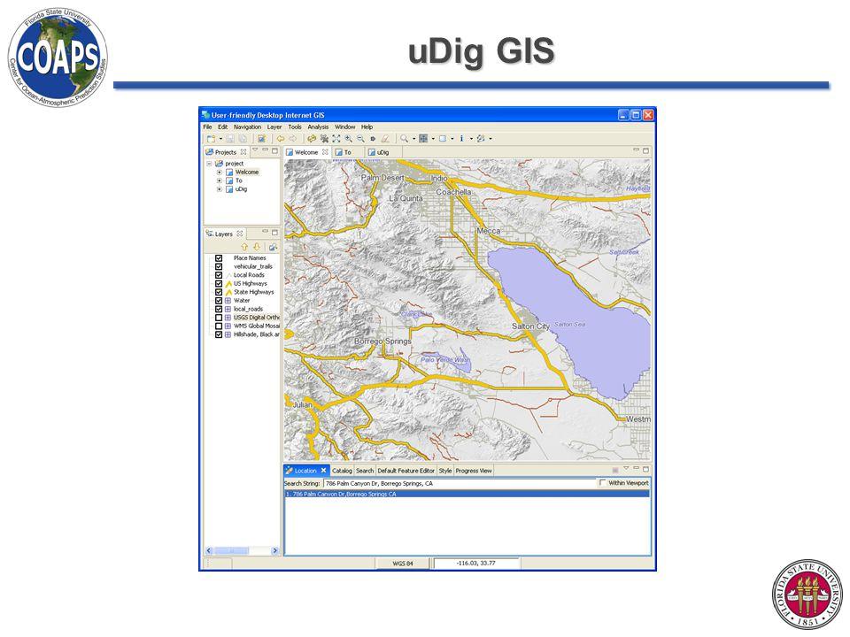 uDig GIS