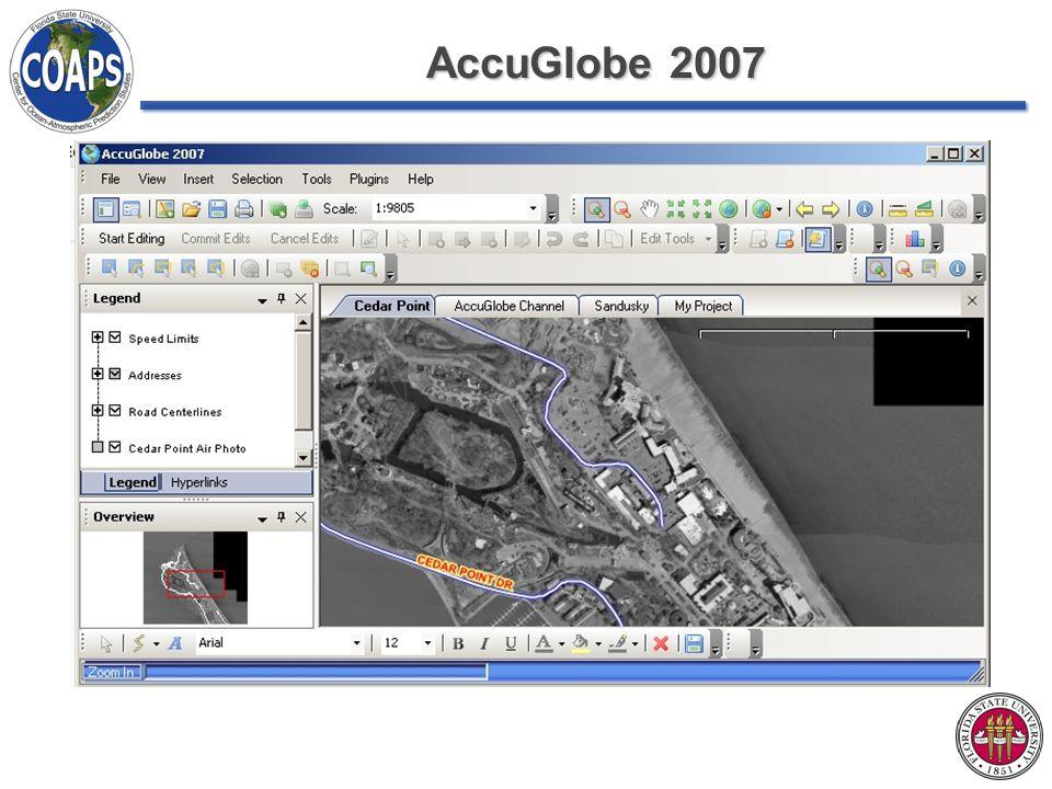 AccuGlobe 2007