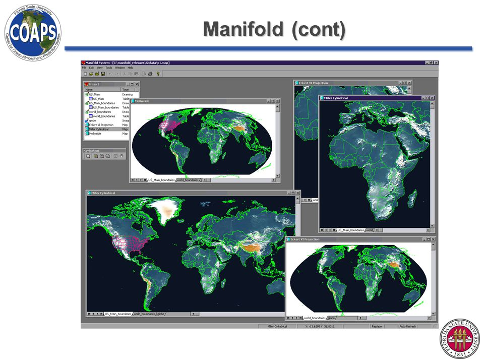 Manifold (cont)