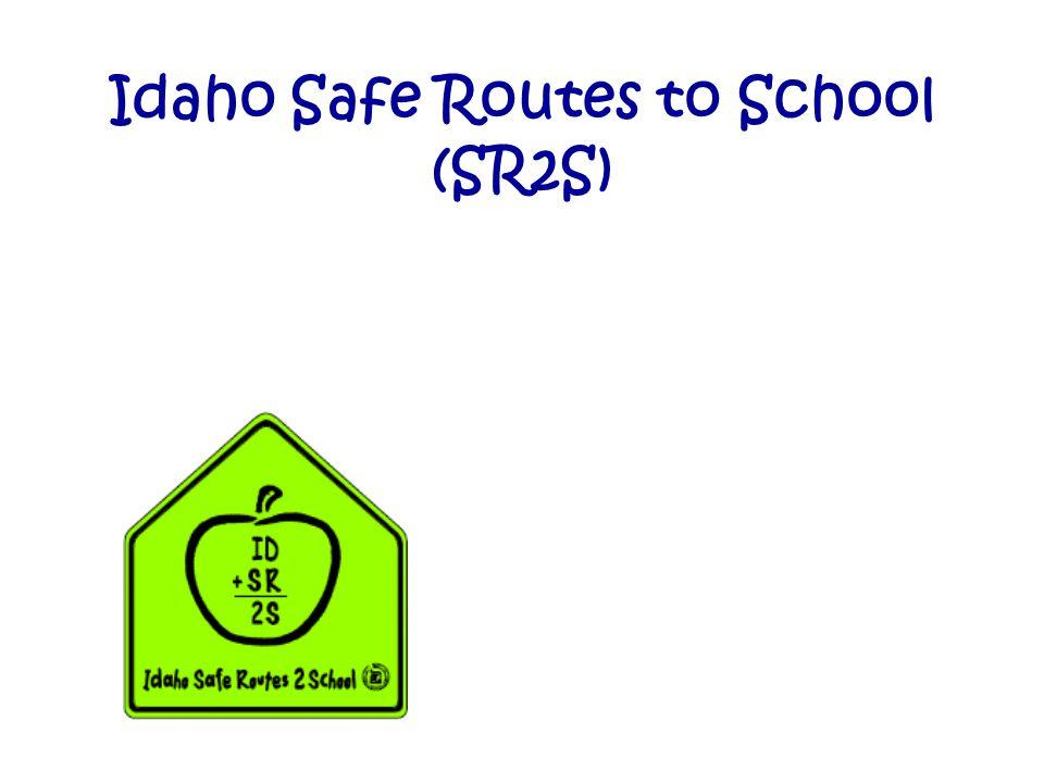 Idaho Safe Routes to School (SR2S)