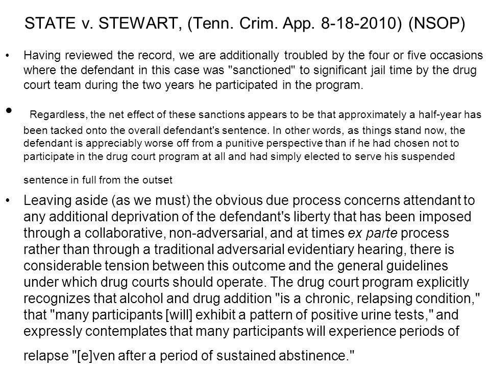 STATE v. STEWART, (Tenn. Crim. App.