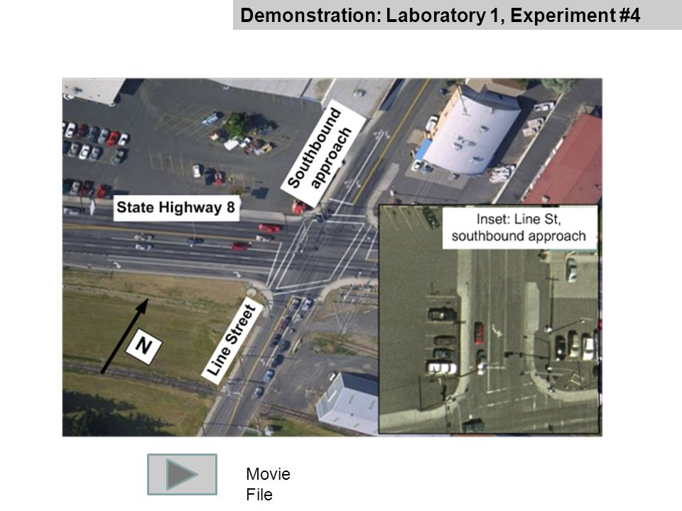 Demonstration: Laboratory 1, Experiment #4 Movie File