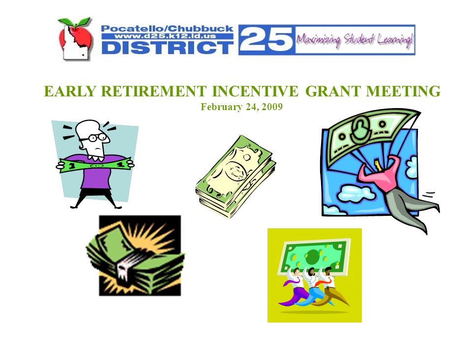 What is the status of the district's Early Retirement Plan.