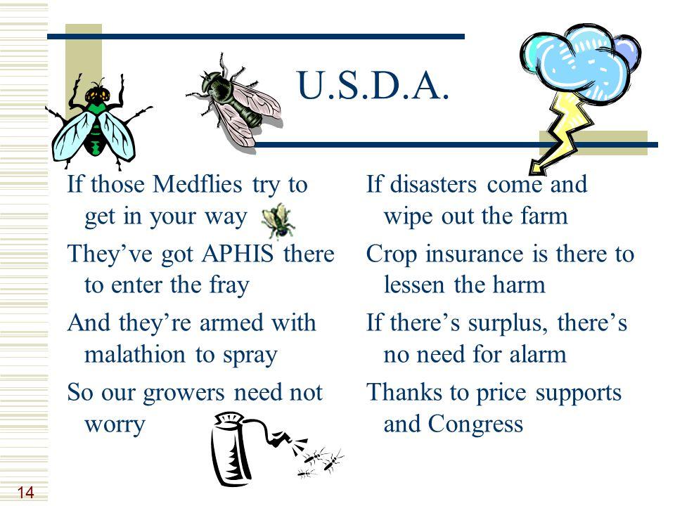 14 U.S.D.A.