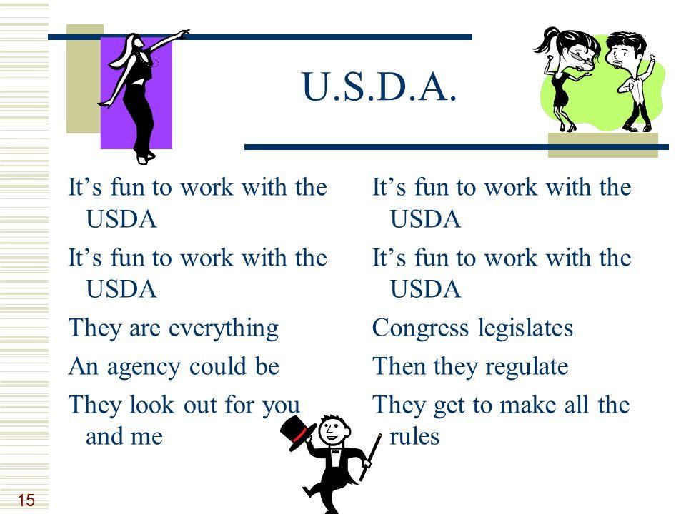 15 U.S.D.A.