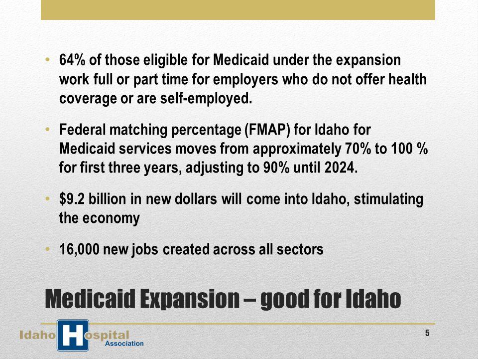 Medicaid Expansion – Significant Savings $622.3 million -$1,017.9 million Expansion Costs +$485.5 million CAT Fund Savings +$615.6 million Tax Revenues +429.1 million County Indigent Savings +$110 million Behavioral and Public Health Savings 6