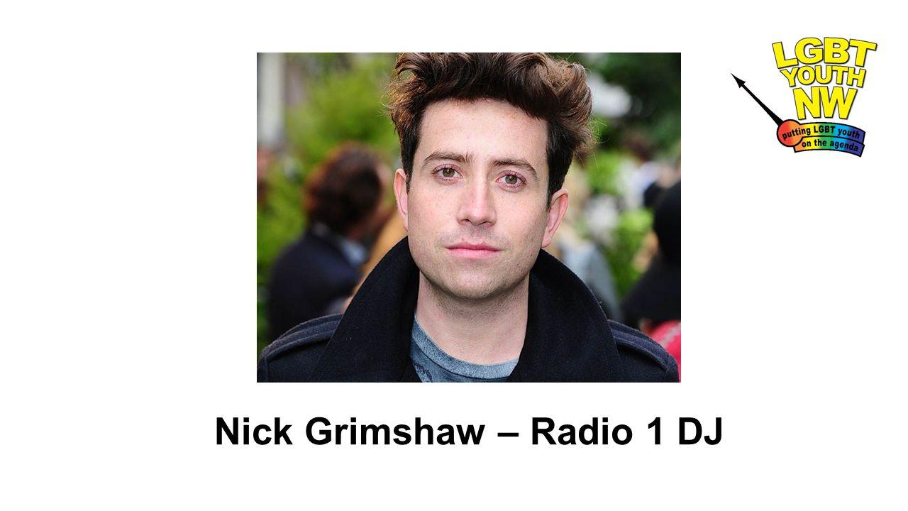 Nick Grimshaw – Radio 1 DJ