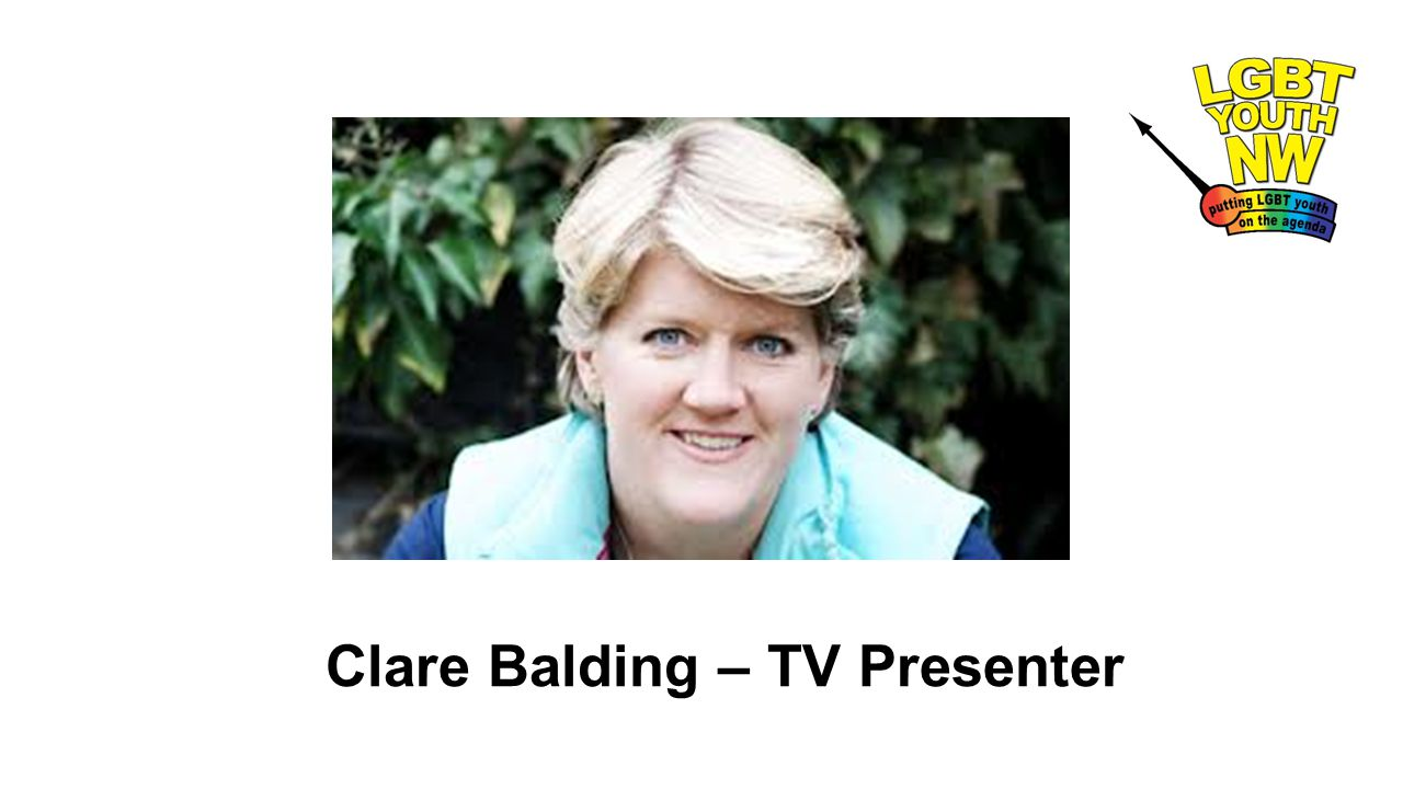 Clare Balding – TV Presenter