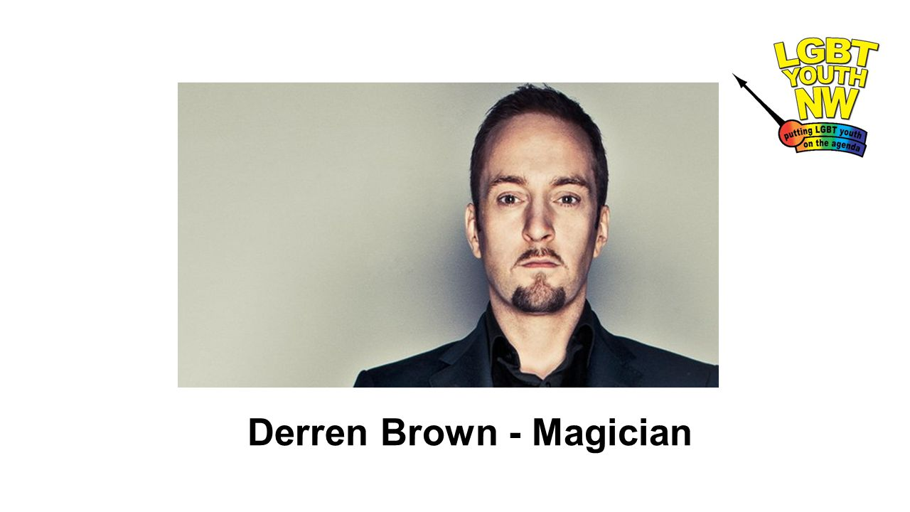 Derren Brown - Magician