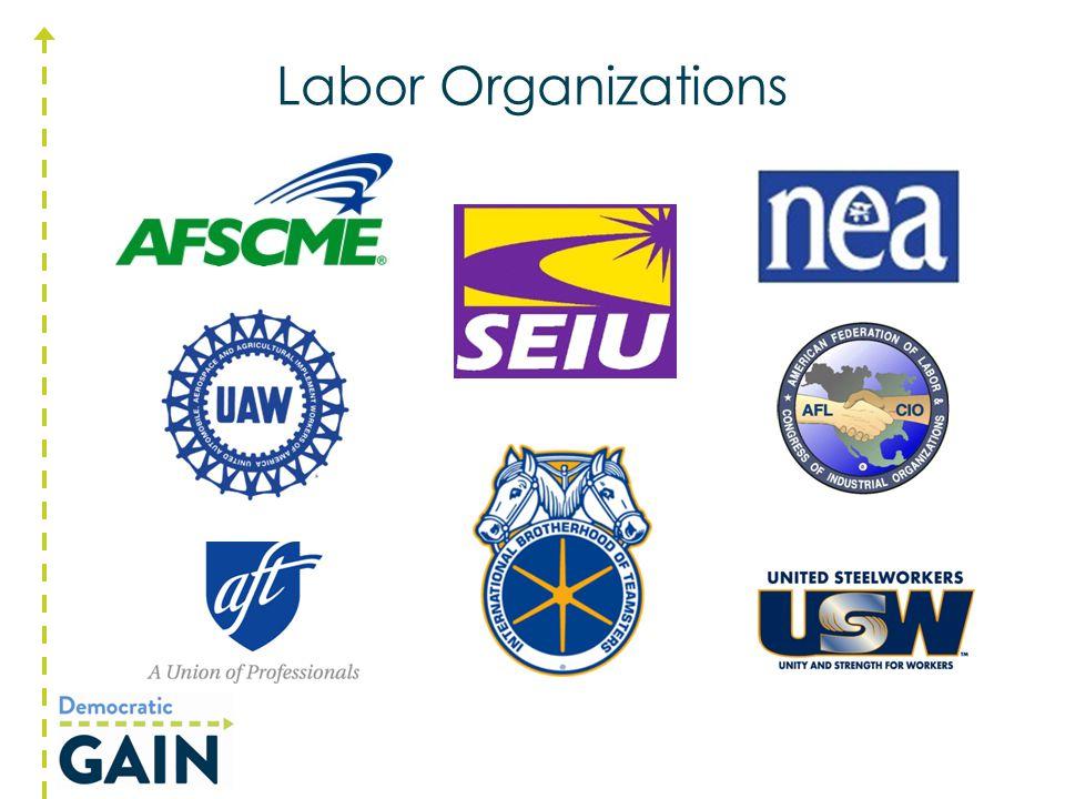 Labor Organizations