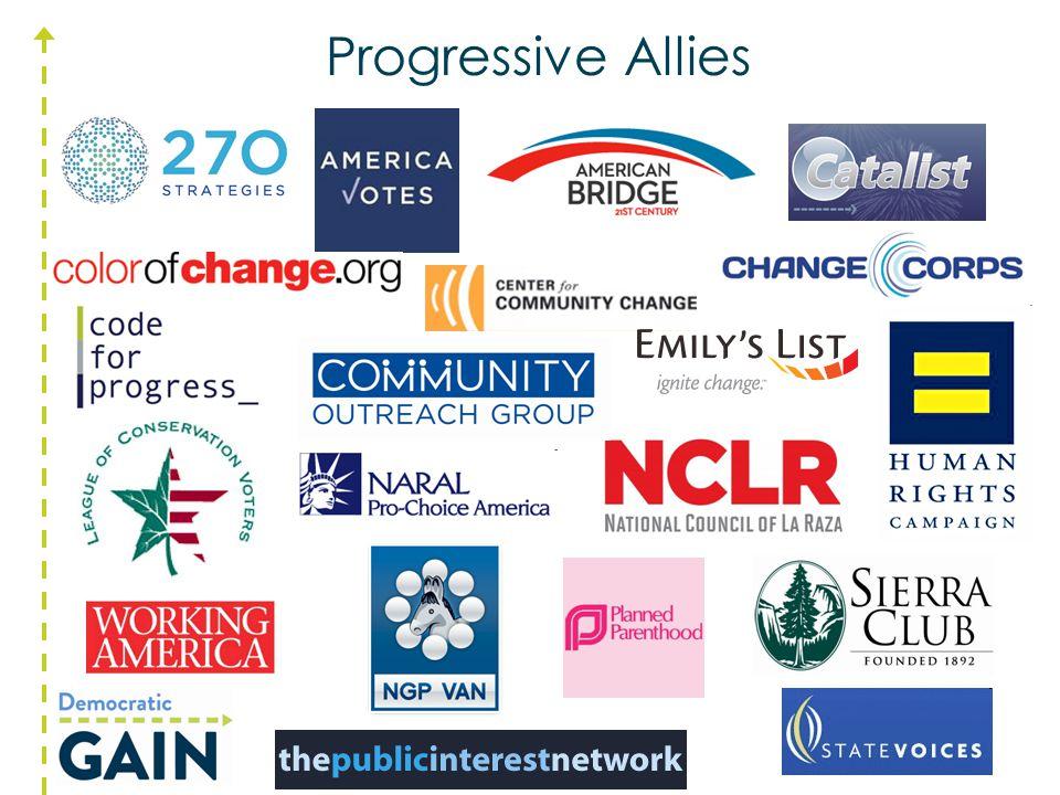Progressive Allies