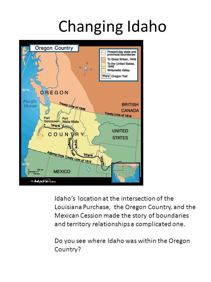 Washington Territory In 1861, President Lincoln signed the bill creating the new Washington Territory.