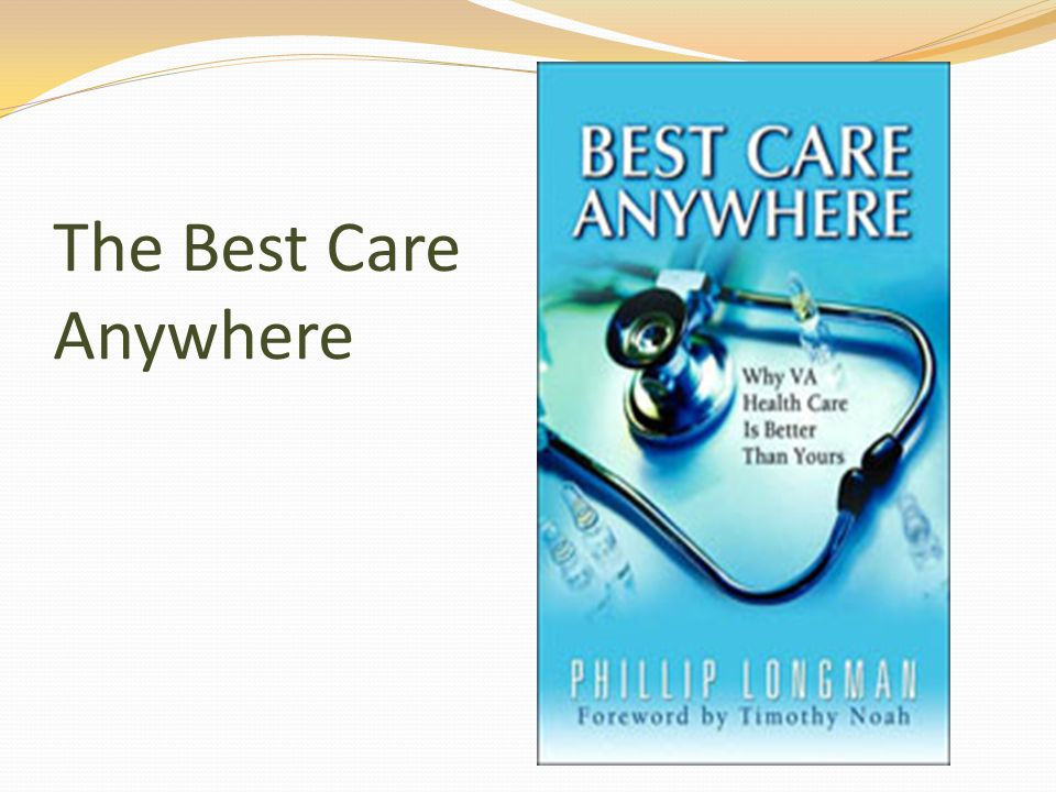 The Best Care Anywhere