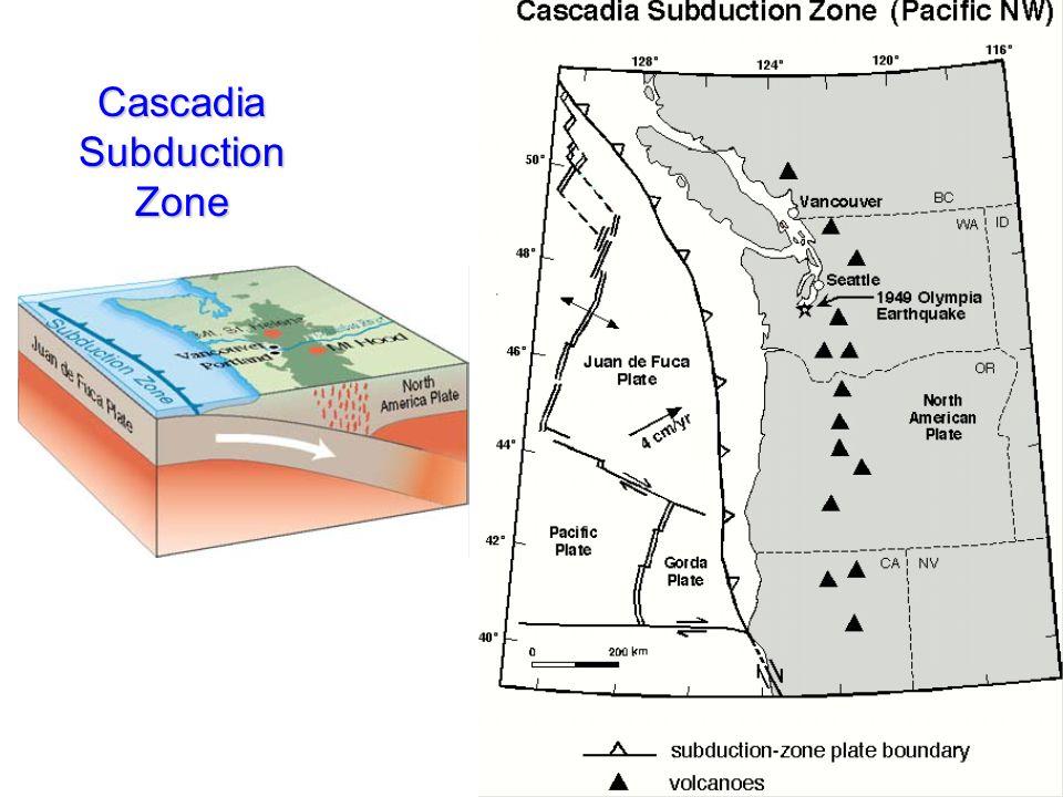 CascadiaSubductionZone