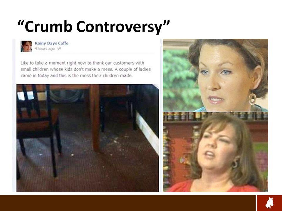 Crumb Controversy
