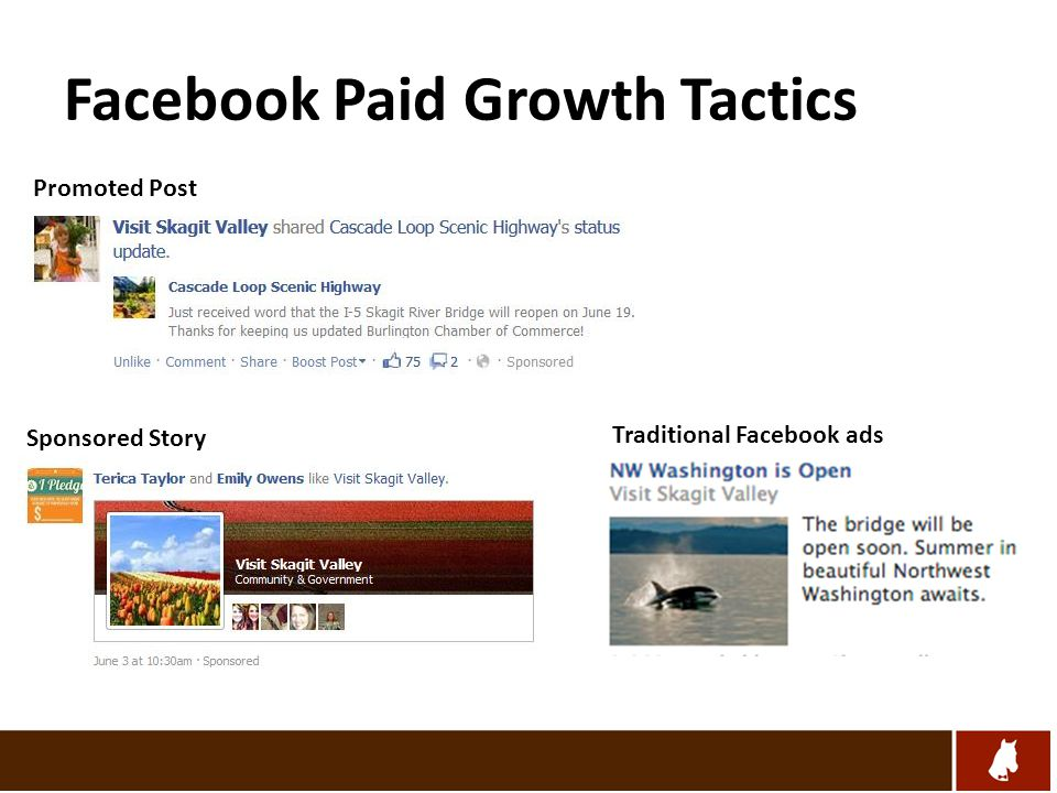 Facebook Organic Growth Tactics (@mention campaigns)
