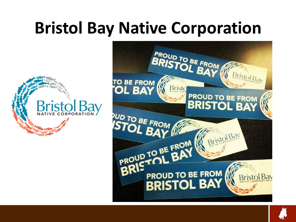 I am Proud to be from Bristol Bay