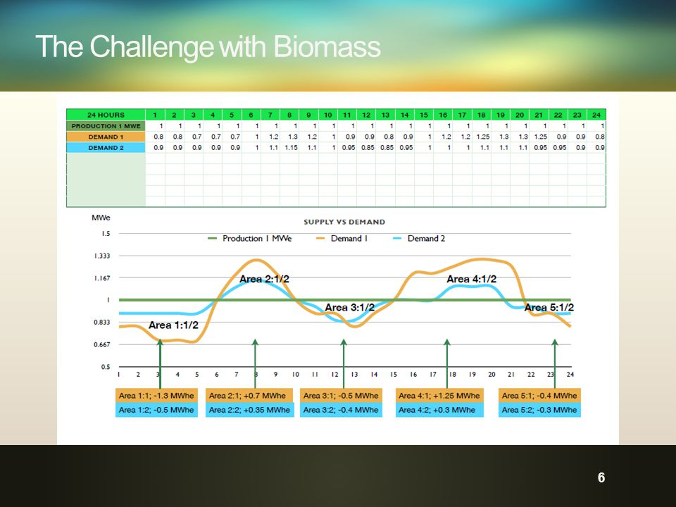 6 The Challenge with Biomass