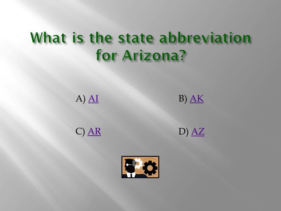 A) AIAIB) AKAK C) ARAR D) AZAZ