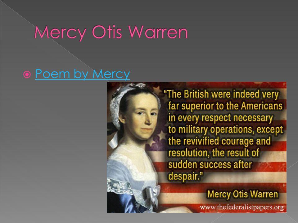  Poem by Mercy Poem by Mercy