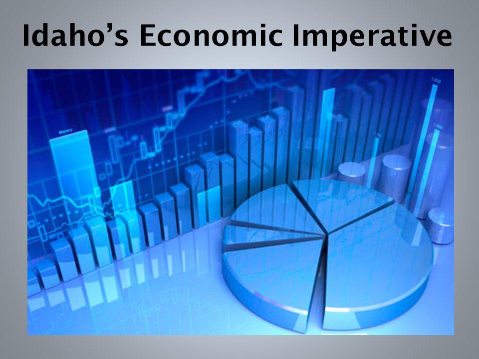 Idaho's Economic Imperative