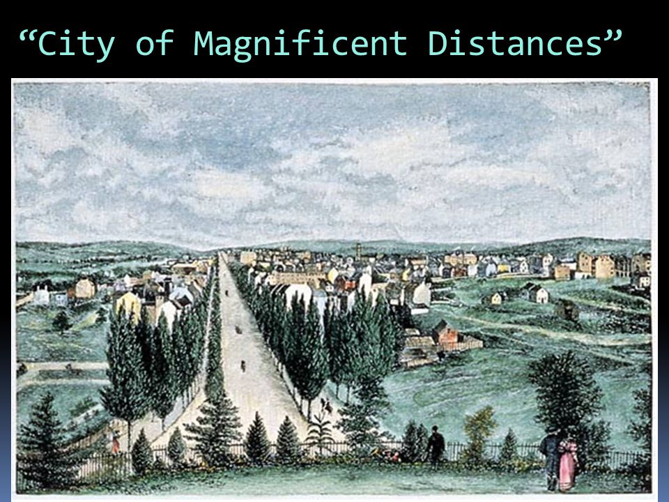 """City of Magnificent Distances""  The Rise of Opposition  Madison led congressional opposition to Hamilton's proposals  Jefferson joins Madison's op"