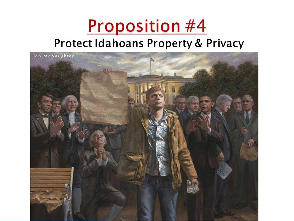 Protect Idahoans Property & Privacy