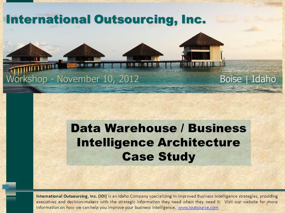 International Outsourcing, Inc.