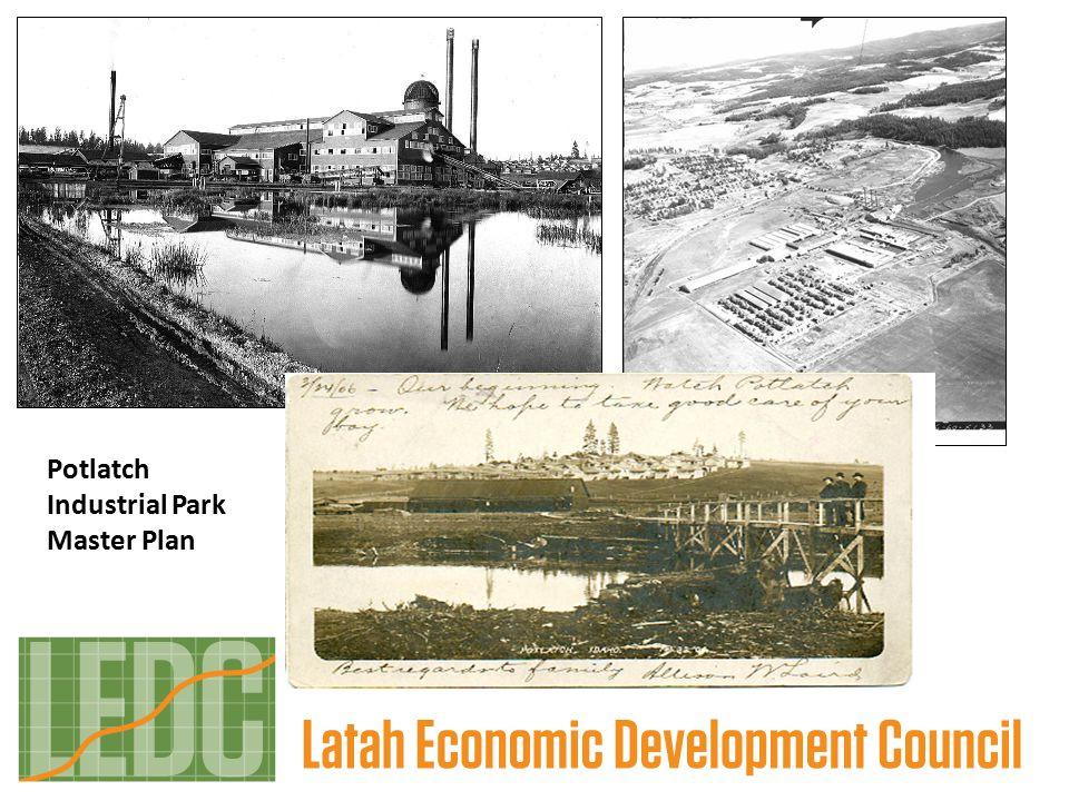 Potlatch Industrial Park Master Plan