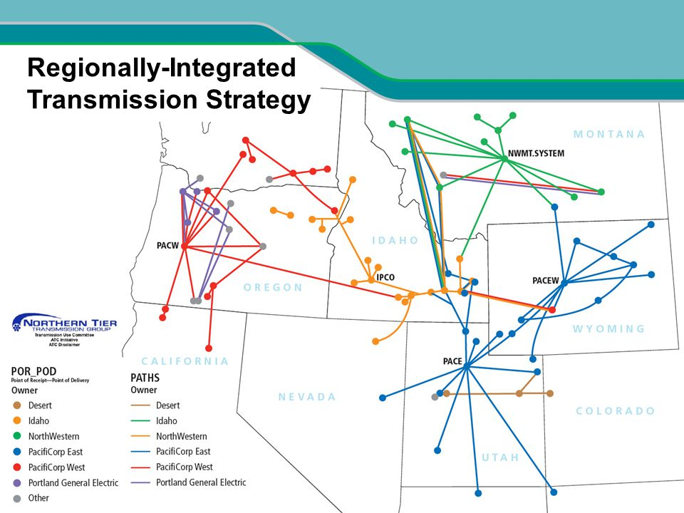 Idaho Power Distribution & Transmission Projects 2007 – 2017