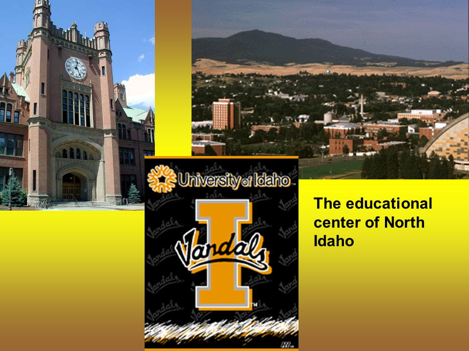 The educational center of North Idaho