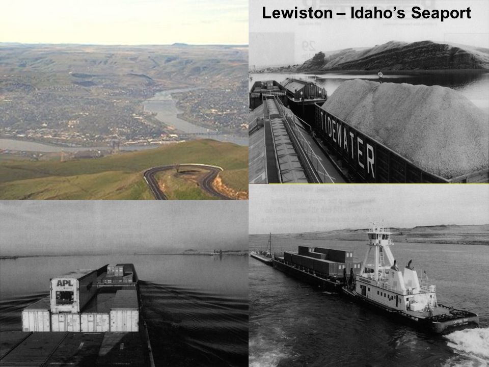 Lewiston – Idaho's Seaport