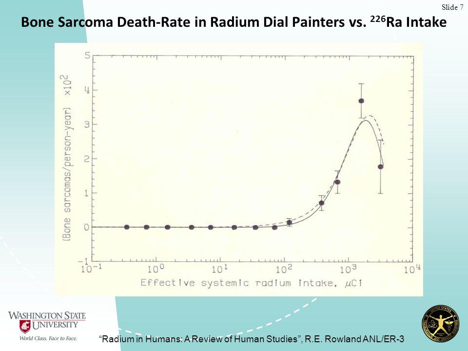 Slide 48 Isotopic Signature in Environmental Plutonium Source: Ketterer, M.