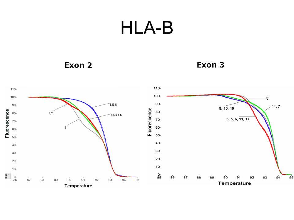 HLA-B Exon 3 Exon 2