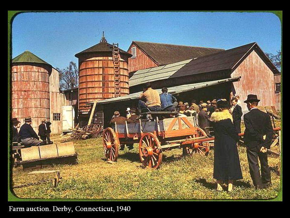 Faro and Doris Caudill, homesteaders,Pie Town, New Mexico, 1940
