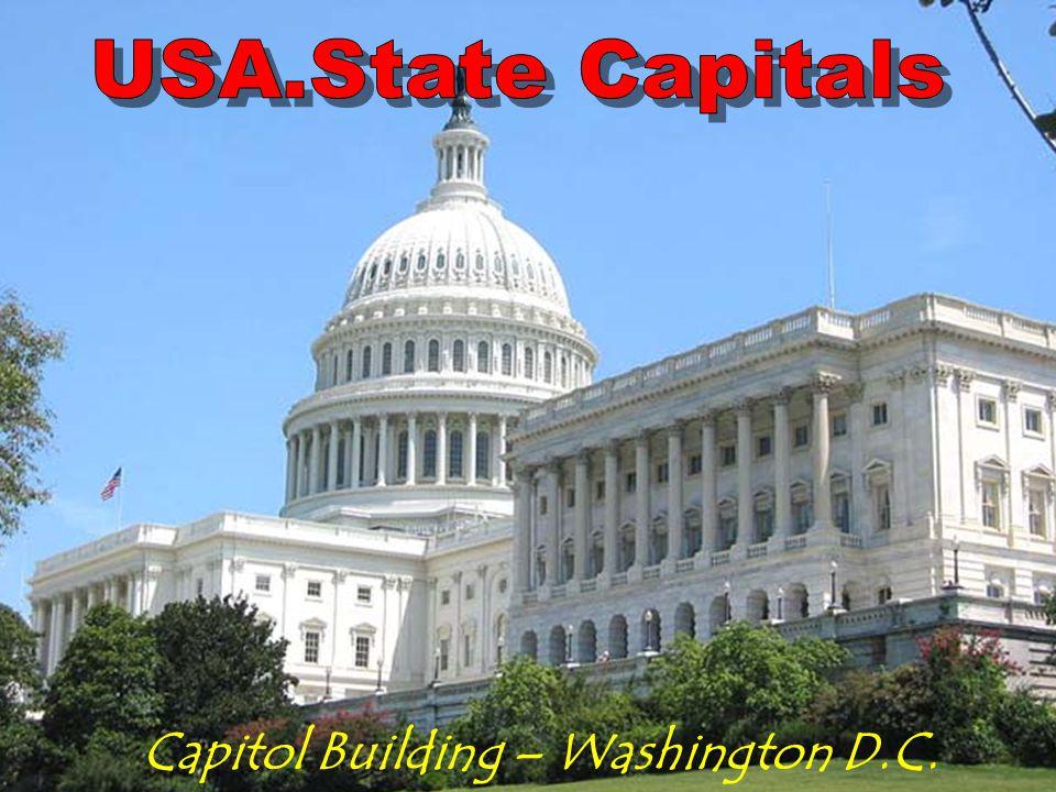 Capitol Building – Washington D.C.