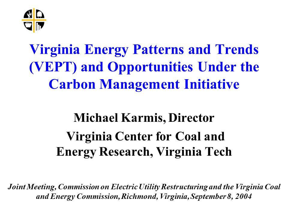 VEPT Contact Information Steve Schafrik, Research Associate (540) 231-2007 miningrocks@vt.edu miningrocks@vt.edu Margaret Radcliffe, Project Manager (540) 231-7440 mrad@vt.edu mrad@vt.edu Virginia Center for Coal and Energy Research (0411), Virginia Tech, Blacksburg, VA 24061