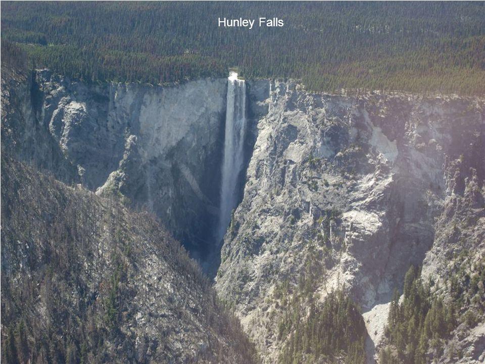 Hunley Falls