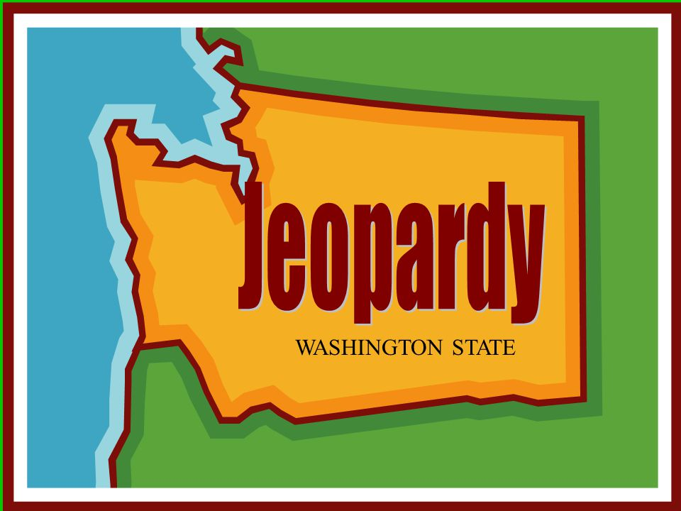 3,1 Washington state's tree What is the Western Hemlock?