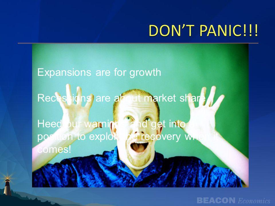 DON'T PANIC!!.