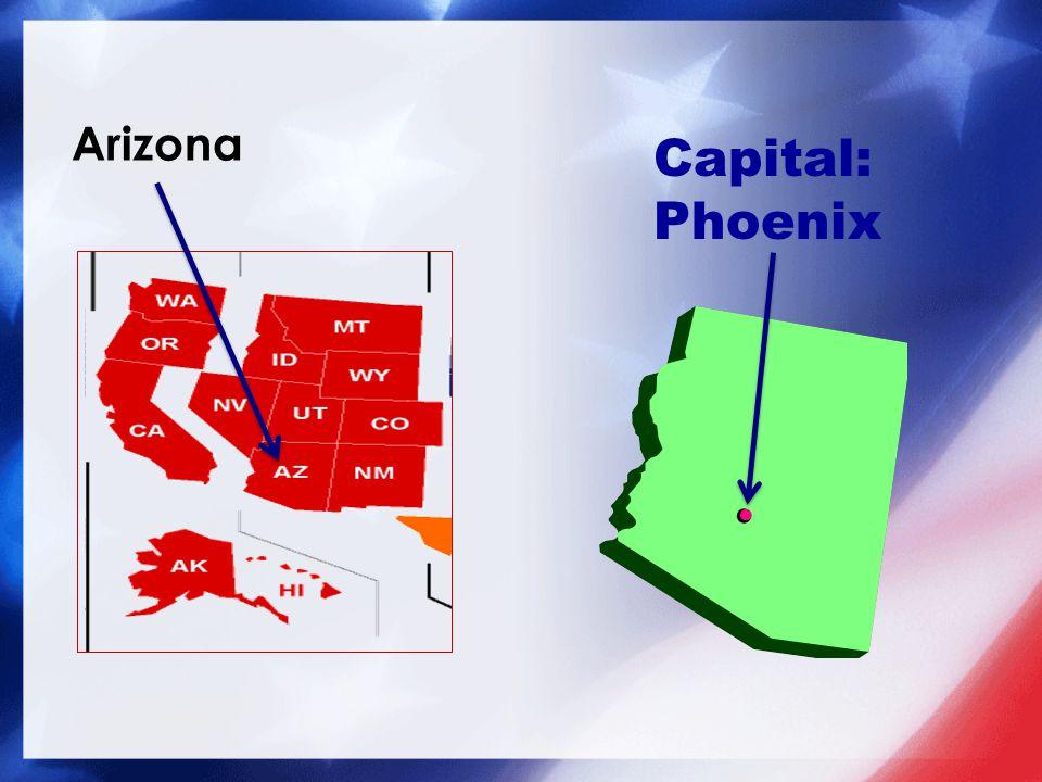 Capital: Phoenix