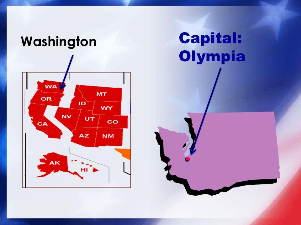 Capital: Olympia