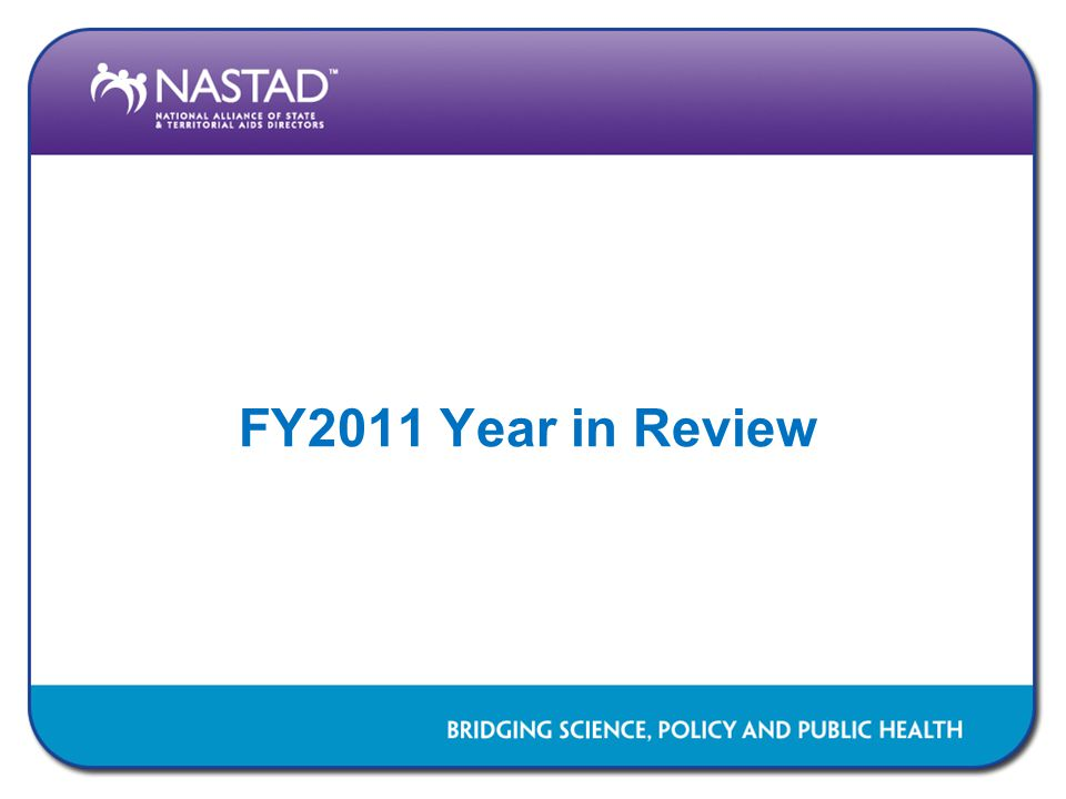 FY2011 Year in Review