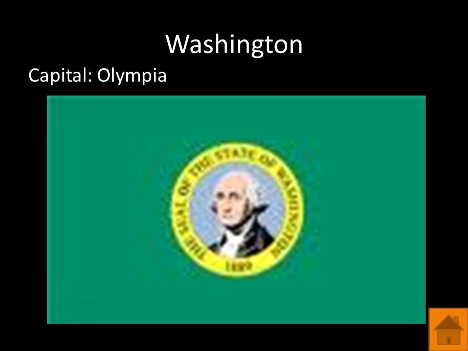 Washington Capital: Olympia