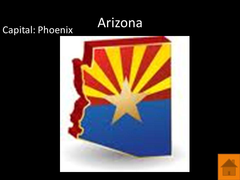 Arizona Capital: Phoenix